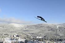 Letošní závody ve skocích na lyžích se uskuteční opět v Harrachově