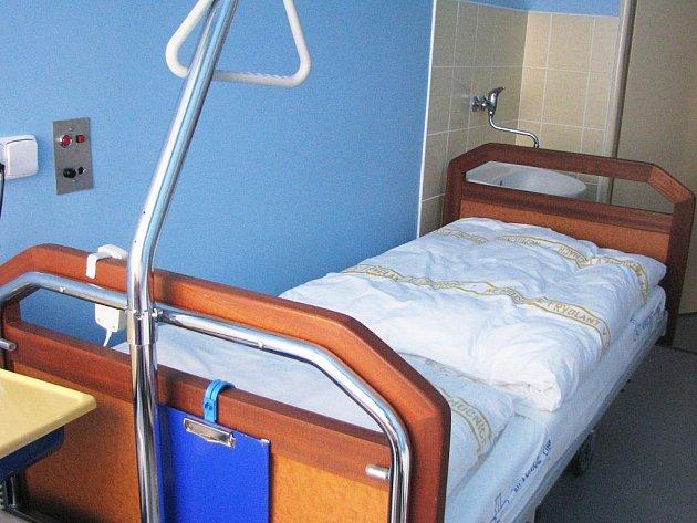 Při rekonstrukci gynekologie využila frýdlantská nemocnice zrušené porodnice, kde zřídila lůžkovou část ženského oddělení.