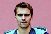 Jeden z nejlepších kanonýrů sezóny 2013/14 Jakub Beneš.
