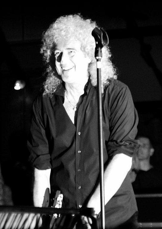 Brian May, kytarista Queen