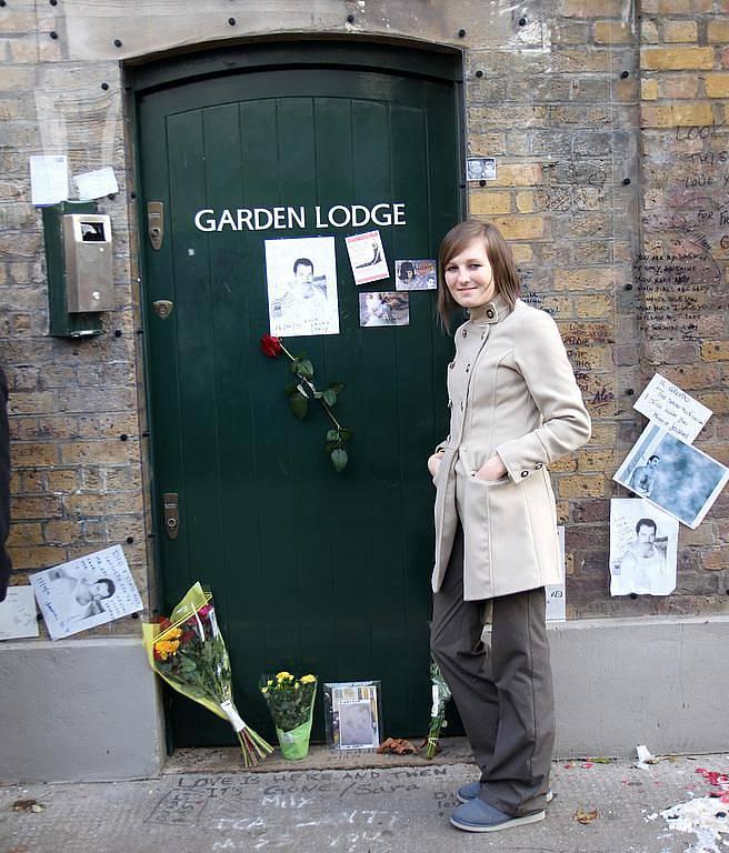 Dům Freddie Mercuryho, Garden Lodge v Kensingtonu v Londýně