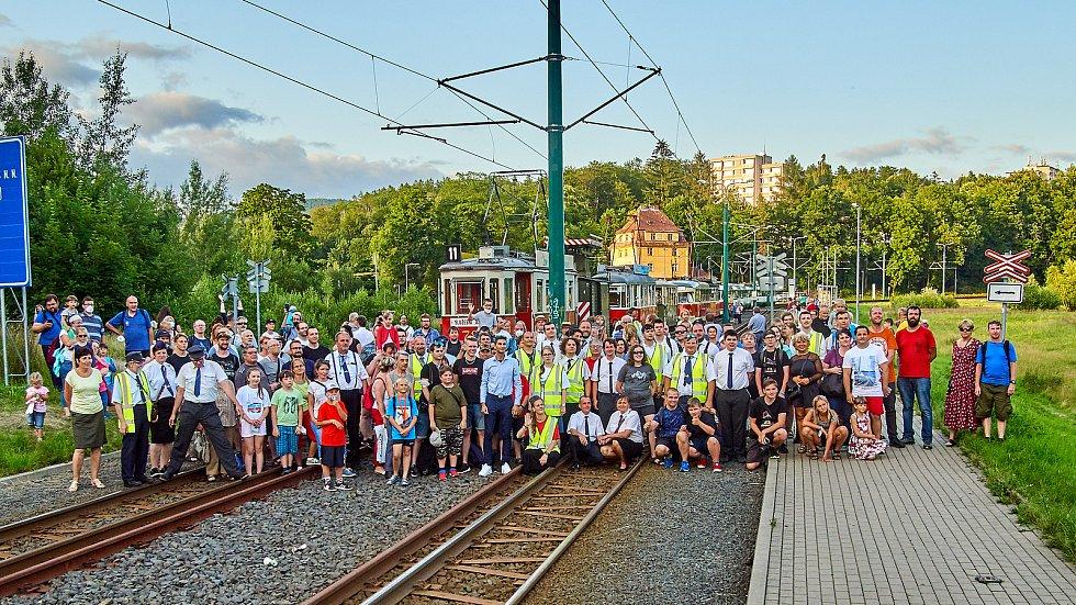 Konec metrovky v Čechách