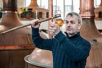 VRATISLAVICKÝ PIVOVAR. Loni tu uvařili na 75 tisíc hektolitrů piva. Zhruba 40 procent firma vyvezla do zahraničí.