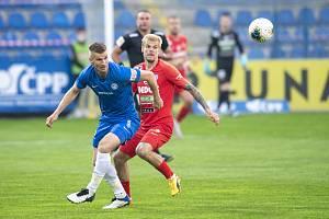 FC Slovan Liberec - FC Zbrojovka Brno (32.kolo) 1:1