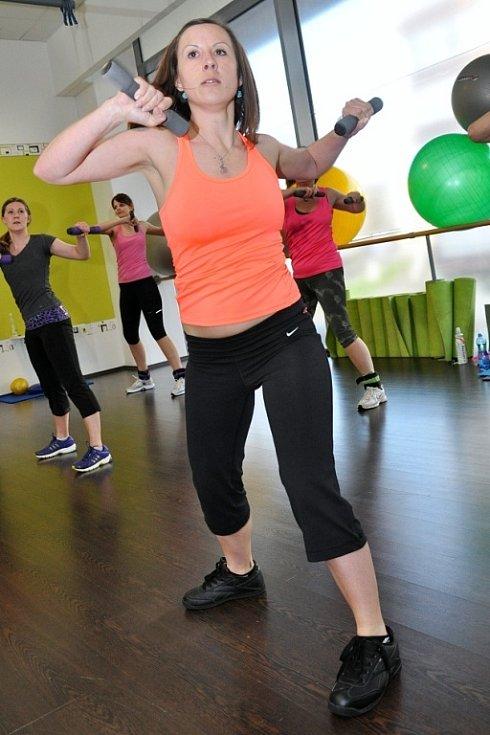 Redaktorka Deníku tentokrát vyzkoušela hodinu shapingu v libereckém Ladies Fitness v obchodním centru Plaza.