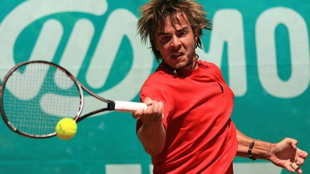 V pátek 25. května pokračoval mezinárodní tenisový turnaj Futures F3 Severočeské doly tour 2012 čtvrtfinálovými zápasy dvouhry mužů.  Slovenský tenista Andrej Martin, nasazený hráč číslo 3.