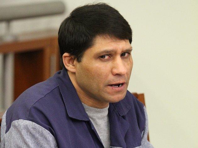 Odsouzený Peter Kudráč.