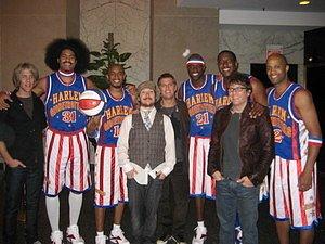 Basketbalová show Globetrotters