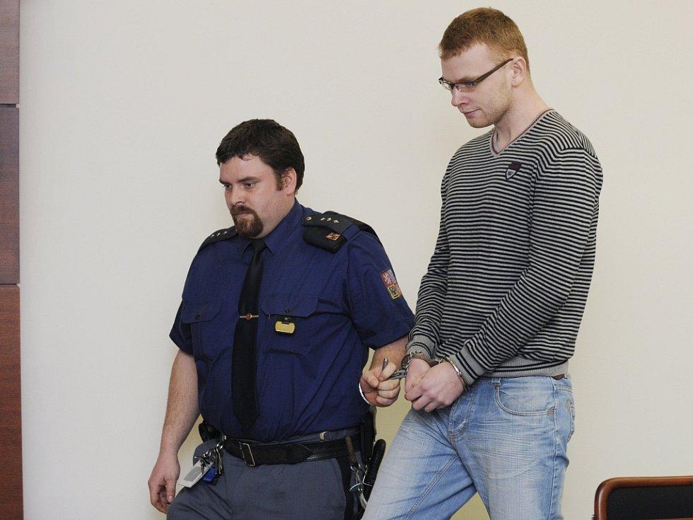 TŘI ROKY. Stefanik si od Okresního soudu v Liberci odnesl trest v dolní čtvrtině možného rozsahu trestů.