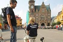 NÁMĚSTÍ BUDE MÍT NOVOU TVÁŘ. Na frýdlantském náměstí se koná spousta akcí. Rozsáhlá rekonstrukce přispěje ke zvýšení turistického ruchu ve městě.