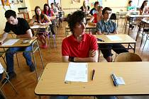 Téměř 200 maturantů v kraji nesouhlasí s výsledky maturit. Ilustrační foto.