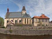 Děkanský kostel Nalezení svatého kříže, Frýdlant
