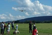Liberecké letiště.