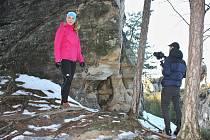 V Geoparku Český ráj natáčí videospot