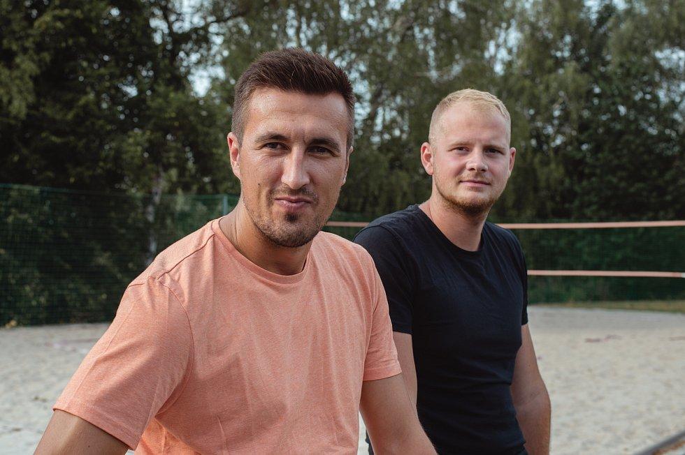 Vývojáři Štěpán Kvapil a Aleš Benek z Liberce vytvořili novou aplikaci pro sportovní nadšence i náruživé cestovatele. Jmenuje se VYSPO, zkráceně vyber sport nebo vysportuj se.