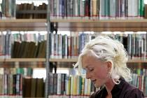 Týden knihoven v liberecké Krajské vědecké knihovně.