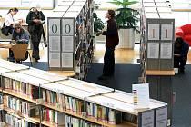 Krajská vědecká knihovna v Liberci.