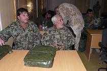 Liberečtí chemici v Afghánistánu.