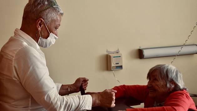 Fyzioterapie.