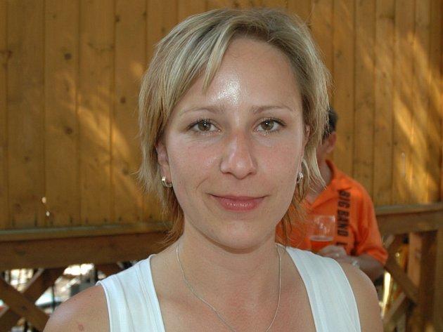 Učitelka a muzikantka Věra Soukupová