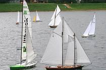 Modely plachetnic. Ilustrační foto