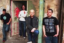 Skupina Blue Effect v roce 2010.