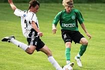 Český Dub - Ústí nad Orlicí 0:1 (0:0).