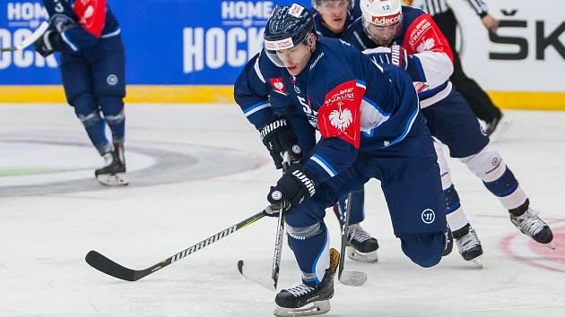 Bílí Tygři Liberec – Lions Curych 0:1