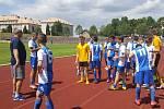 Žáci Slovanu postoupili do extraligové společnosti