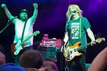 V pátek 24. července se před libereckým klubem konal koncert pop-punkové kapely Vypsaná fiXa.