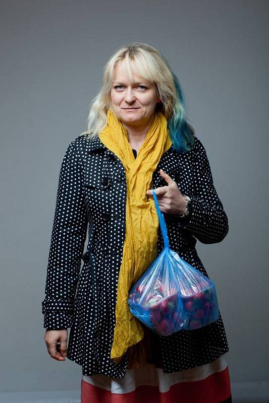Iva Vykypělová, kantorka, milovník umění, tvář která stojí za Spaciem a mnoha projekty (zastávka Hostina Obrů za Divadlem).