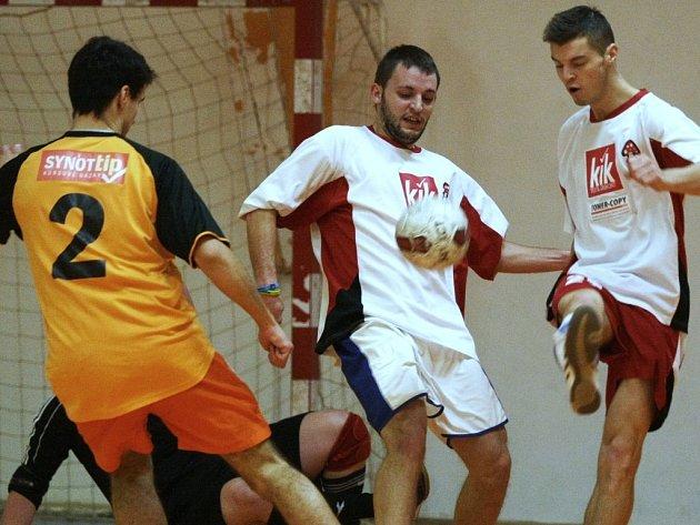 Prašivky TTNF - futsal