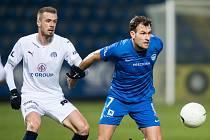 Fotbalisté Liberce remizovali v podzimní části soutěže se Slováckem 1:1. Jak dopadne odveta?