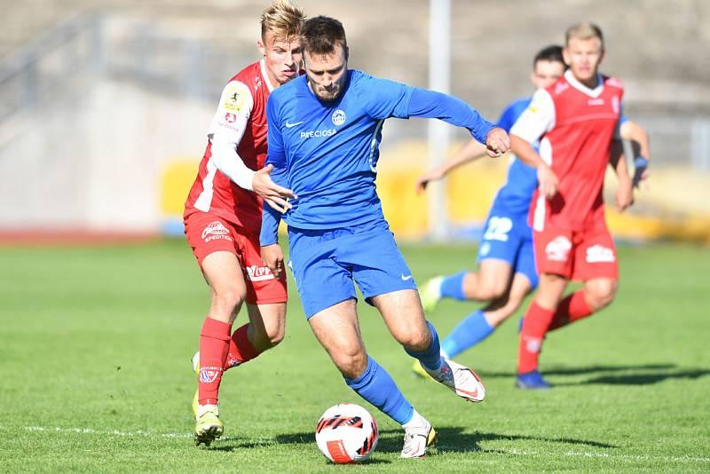 FC Slovan Liberec B - FK Pardubice B (11.kolo) 4:0