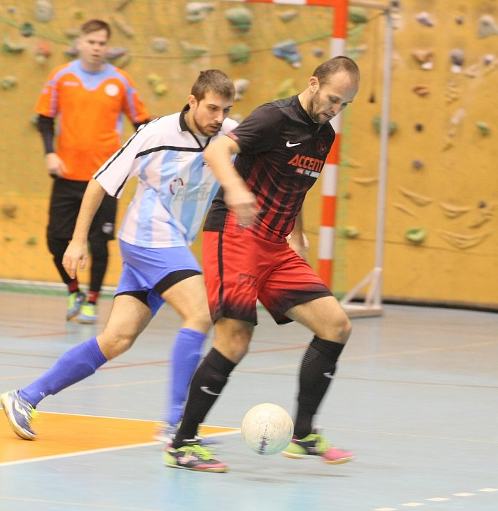 Druholigoví futsalisté Liberce potvrdili prvenství domácí výhrou nad Chotěboří 4:0.