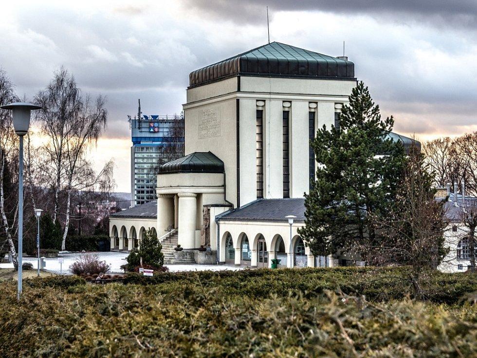 Liberecké krematorium