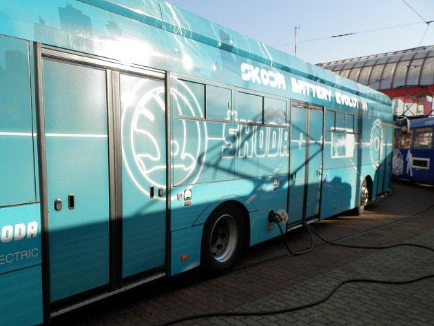 autobus Škoda Perun