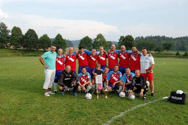 Vítěz okresního poháru 2007.