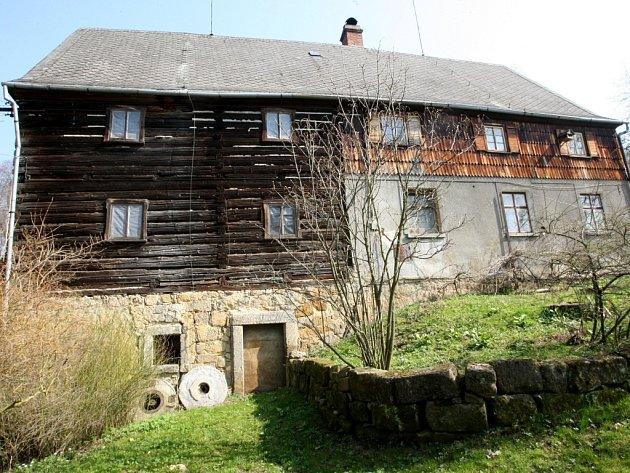 Jenišovský mlýn v Osečné.