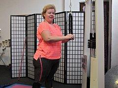 SIMONA zhubla za tři roky ze 180 na 90 kg. V plánu má rovných 70.