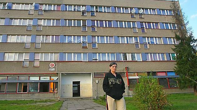 Chrastavská ubytovna Kovák.