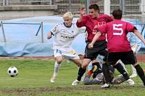 Naposledy porazil Liberec B českobudějovickou rezervu 3:2.