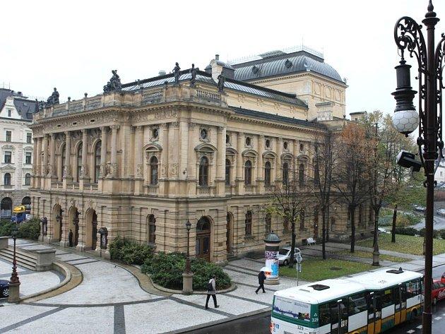 Divadlo F. X. Šaldy v Liberci. Ilustrační foto