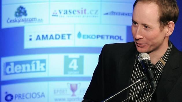 LOŇSKÝ VÍTĚZ. Minulý rok vyhrál Lukáš Bauer.