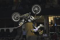 Freestyle motocross.