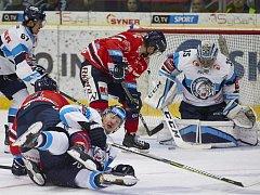 Hokejisté Liberce porazili Vítkovice.