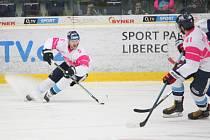 50. kolo hokejové extraligy mezi HC Bílí Tygři Liberec vs HC Kometa Brno