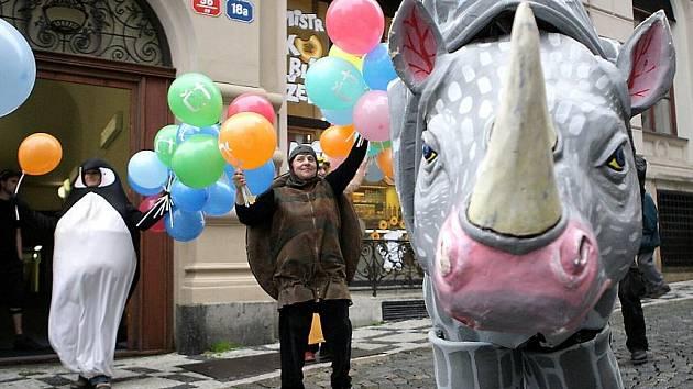 Festival loutkových divadel pro děti, Mateřinka.