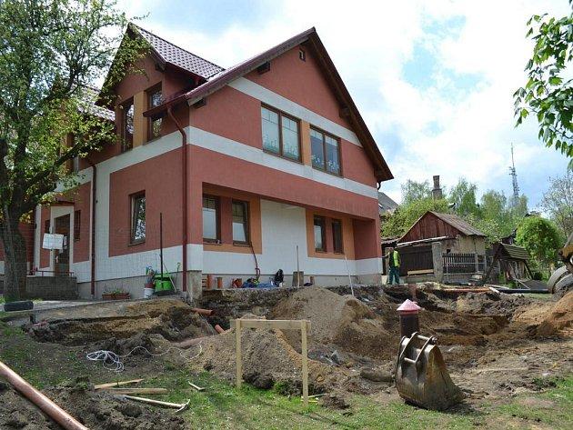 Rekonstrukce MŠ Lísteček.