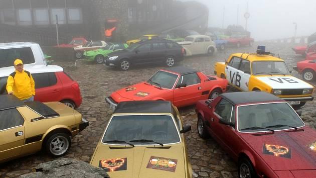 Liberec navštívila Ferrari chudých.